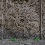 Armenia ricamo su pietra
