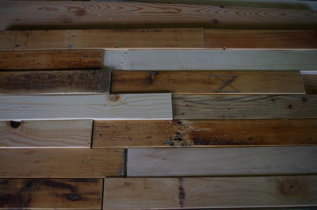 Rivestimento con legname di recupero 1501 - Rivestimento pareti interne in legno ...