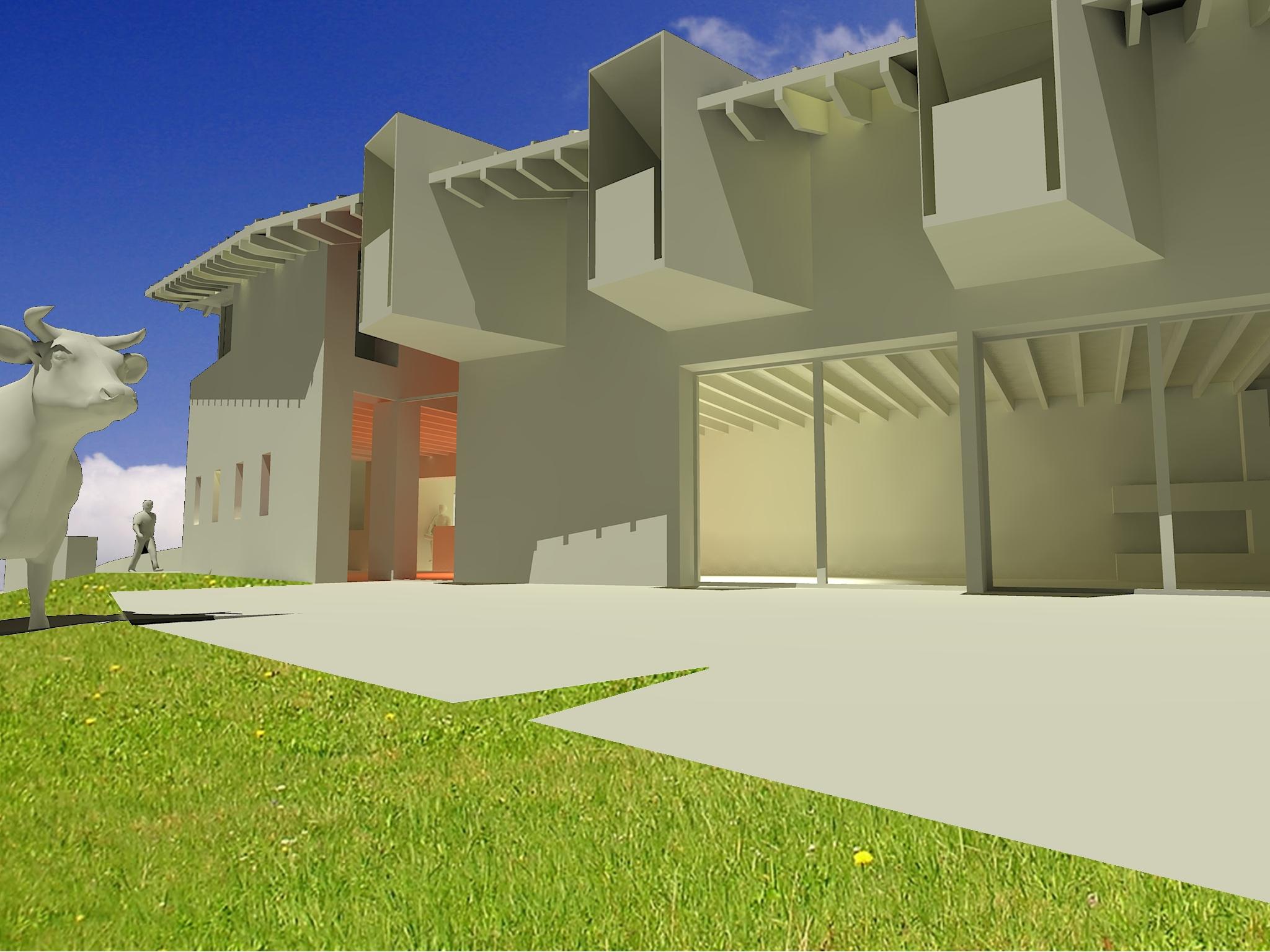 progetto realizzato in collaborazione conArch. Gianpaolo Calliari