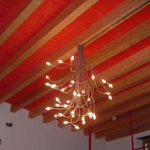 lampadario molin de portegnach