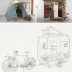 spazio minimo tiny-emergency-shelter-art
